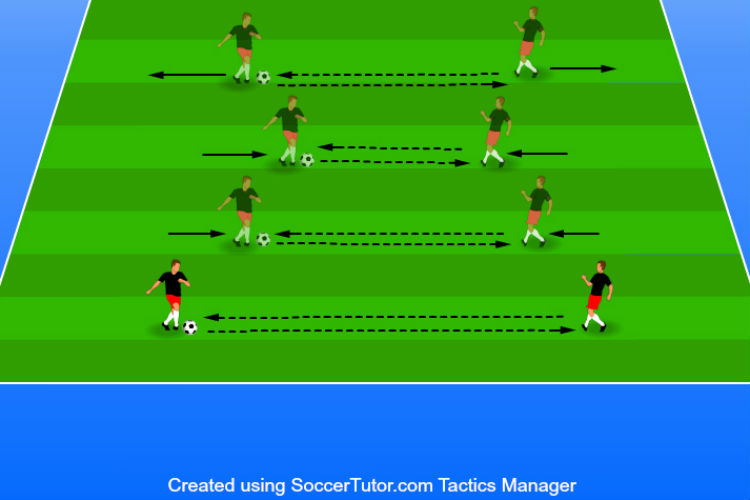 One Touch Pairs Passing