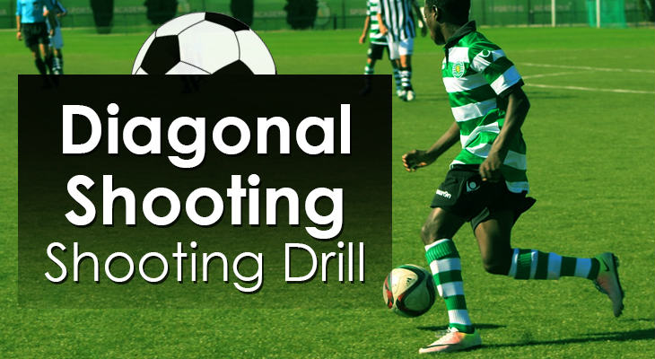 Diagonal Shooting Drill