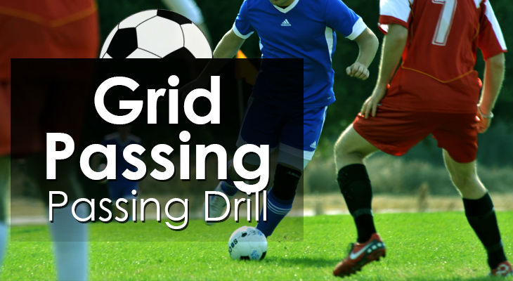 Grid Passing - Passing Drill