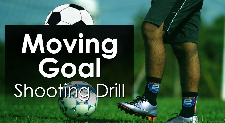 Moving Goal Shooting Drill