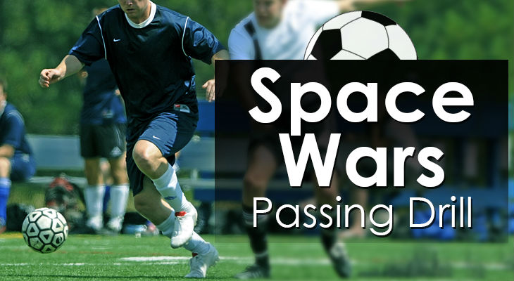 Space Wars - Passing Drill